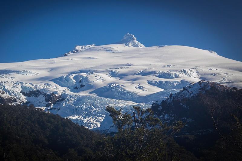 Melimoyu volcano
